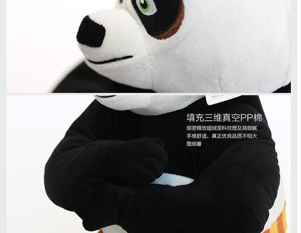 功夫熊猫阿宝铅笔画展示图片